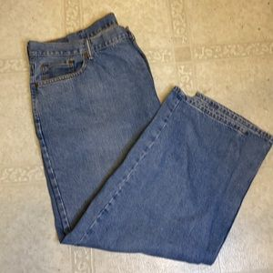 Levis 550 Relaxed Fit Mens 46 x 30